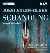 Cover-Bild zu Schändung (mp3-Ausgabe) von Adler-Olsen, Jussi