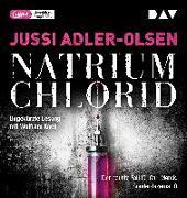 Cover-Bild zu NATRIUM CHLORID. Der neunte Fall für Carl Mørck, Sonderdezernat Q von Adler-Olsen, Jussi