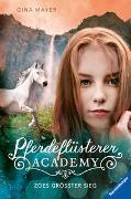 Cover-Bild zu Pferdeflüsterer-Academy, Band 8: Zoes größter Sieg von Mayer, Gina
