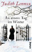 Cover-Bild zu An einem Tag im Winter von Lennox, Judith