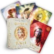 Cover-Bild zu Goddess Power Oracle von Baron-Reid, Colette