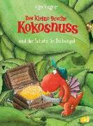 Cover-Bild zu Der kleine Drache Kokosnuss und der Schatz im Dschungel von Siegner, Ingo