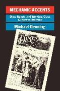 Cover-Bild zu Mechanic Accents von Denning, Michael