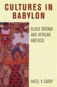 Cover-Bild zu Cultures in Babylon von Carby, Hazel V.