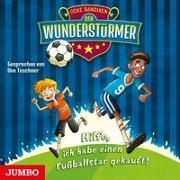 Cover-Bild zu Der Wunderstürmer 01. Hilfe, ich habe einen Fußballstar gekauft! von Ocke, Bandixen