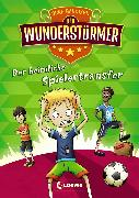 Cover-Bild zu Der Wunderstürmer 4 - Der heimliche Spielertransfer (eBook) von Bandixen, Ocke