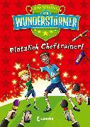 Cover-Bild zu Der Wunderstürmer 5 - Plötzlich Cheftrainer! (eBook) von Bandixen, Ocke