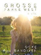 Cover-Bild zu Grosse Fahne West (eBook) von Bandixen, Ocke