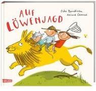 Cover-Bild zu Auf Löwenjagd von Bandixen, Ocke