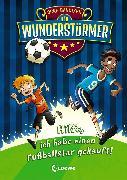 Cover-Bild zu Der Wunderstürmer (Band 1) - Hilfe, ich habe einen Fußballstar gekauft! (eBook) von Bandixen, Ocke