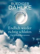 Cover-Bild zu Endlich wieder richtig schlafen von Dahlke, Ruediger