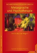Cover-Bild zu Metasprache und Psychotherapie von Bandler, Richard
