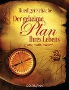 Cover-Bild zu Der geheime Plan Ihres Lebens von Schache, Ruediger