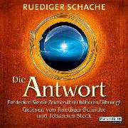 Cover-Bild zu Die Antwort (Audio Download) von Schache, Ruediger