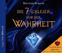 Cover-Bild zu Die 7 Schleier vor der Wahrheit (Audio Download) von Schache, Ruediger