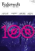 Cover-Bild zu Federwelt 100, 03-2013 (eBook) von Uschtrin, Sandra (Hrsg.)