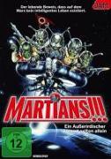 Cover-Bild zu Martians - Ein Außerirdischer kommt selten allein von Johnson, Patrick Read