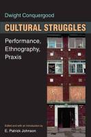 Cover-Bild zu Cultural Struggles von Conquergood, Dwight