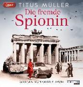 Cover-Bild zu Die fremde Spionin (1) von Müller, Titus