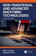 Cover-Bild zu Non-Traditional and Advanced Machining Technologies (eBook) von Youssef, Helmi