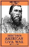 Cover-Bild zu 3 books to know American Civil War (eBook) von Crane, Stephen