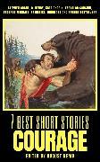 Cover-Bild zu 7 best short stories - Courage (eBook) von Crane, Stephen