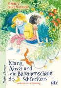 Cover-Bild zu Klara, Nova und die Bananenschale des Schreckens von Abrahamson, Emmy