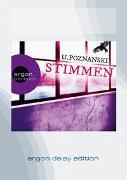 Cover-Bild zu Stimmen (DAISY Edition) von Poznanski, Ursula
