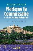 Cover-Bild zu Madame le Commissaire und der Tod des Polizeichefs von Martin, Pierre