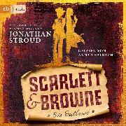 Cover-Bild zu Scarlett & Browne - Die Outlaws (Audio Download) von Stroud, Jonathan