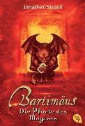 Cover-Bild zu Bartimäus - Die Pforte des Magiers von Stroud, Jonathan