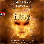 Cover-Bild zu Lockwood & Co. - Das Flammende Phantom (Audio Download) von Stroud, Jonathan