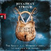 Cover-Bild zu Lockwood & Co - Die seufzende Wendeltreppe (Audio Download) von Stroud, Jonathan