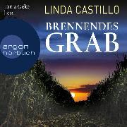 Cover-Bild zu Brennendes Grab (Gekürzte Lesung) (Audio Download) von Castillo, Linda