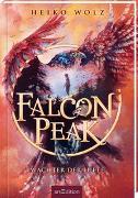 Cover-Bild zu Falcon Peak - Wächter der Lüfte (Falcon Peak 1) von Wolz, Heiko