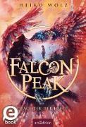 Cover-Bild zu Falcon Peak - Wächter der Lüfte (Falcon Peak 1) (eBook) von Wolz, Heiko