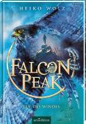 Cover-Bild zu Falcon Peak - Ruf des Windes (Falcon Peak 2) von Wolz, Heiko