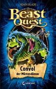 Cover-Bild zu Beast Quest 37 - Convol, der Wüstendämon von Blade, Adam