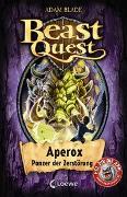 Cover-Bild zu Beast Quest 48 - Aperox, Panzer der Zerstörung von Blade, Adam