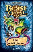 Cover-Bild zu Beast Quest 61 - Elko, Tentakel des Untergangs (eBook) von Blade, Adam