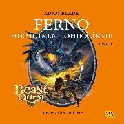 Cover-Bild zu Ferno (Audio Download) von Blade, Adam