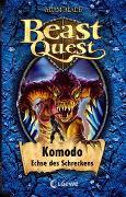 Cover-Bild zu Beast Quest 31 - Komodo, Echse des Schreckens von Blade, Adam