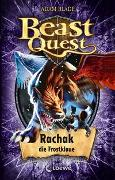 Cover-Bild zu Beast Quest 42 - Rachak, die Frostklaue von Blade, Adam