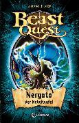Cover-Bild zu Beast Quest 41 - Nergato, der Nebelteufel (eBook) von Blade, Adam
