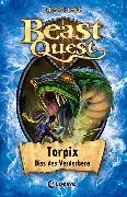 Cover-Bild zu Beast Quest 54 - Torpix, Biss des Verderbens (eBook) von Blade, Adam
