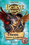Cover-Bild zu Beast Quest 51 - Karaka, Schwingen der Verdammnis von Blade, Adam