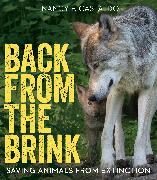 Cover-Bild zu Back from the Brink von Castaldo, Nancy