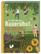 Cover-Bild zu Ein Jahr auf dem Bauernhof von Castaldo, Nancy