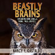 Cover-Bild zu Beastly Brains (Unabridged) (Audio Download) von Castaldo, Nancy F.