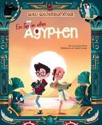 Cover-Bild zu Willi Weltenbummler: Ein Tag im alten Ägypten von Olivieri, Jacopo